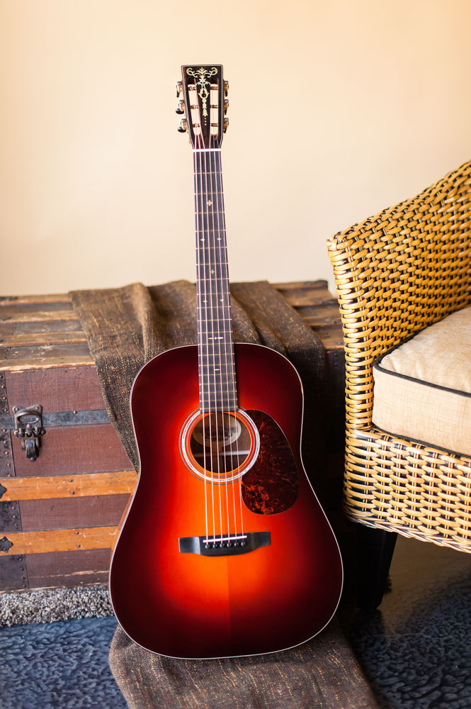 Preston Thompson 12 Fret Dreadnought 1