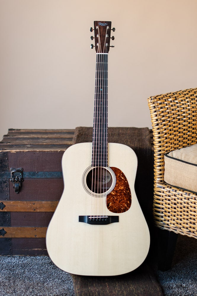 acoustic-guitar-mahogany-dreadnought-21Thompson Guitars.
