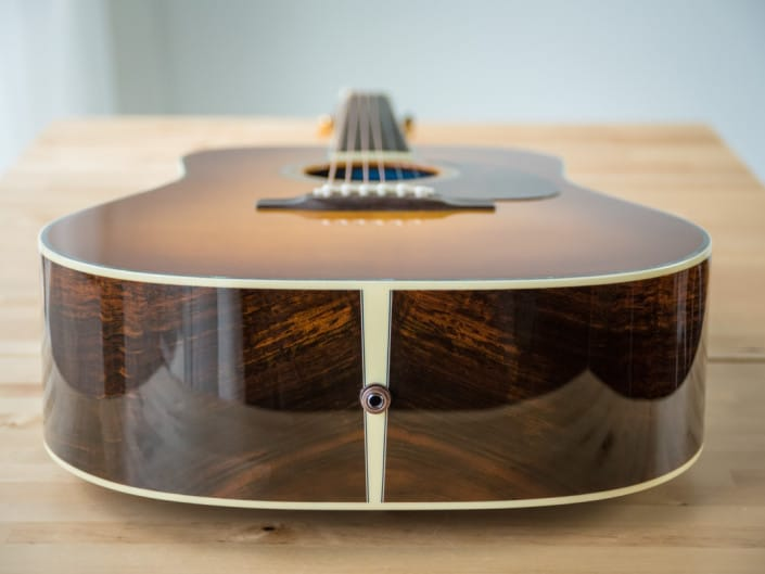 custom dreadnought brazilian rosewood