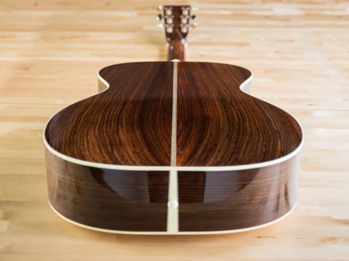 east indian rosewood om guitar