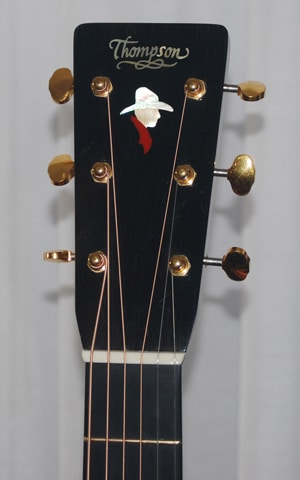 custom inlay headstock