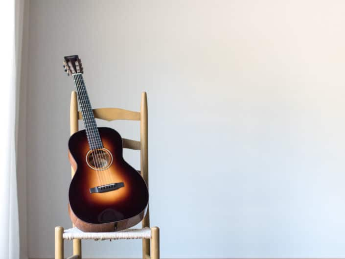 handbuilt acoustic guitar 00 12 fret