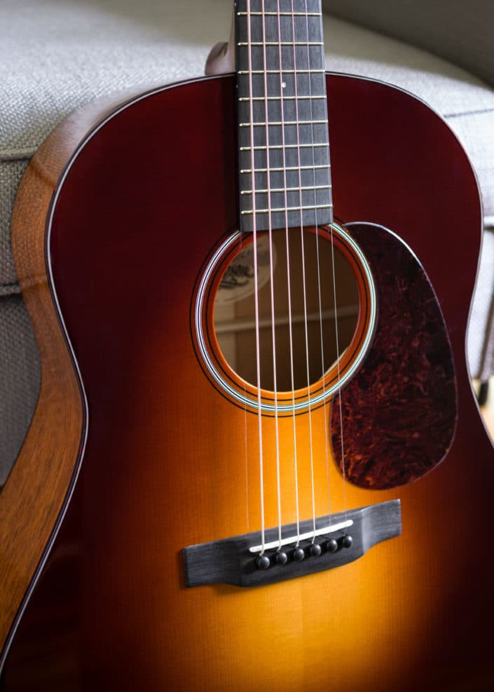 Slope Shoulder Dreadnought acoustic guitar