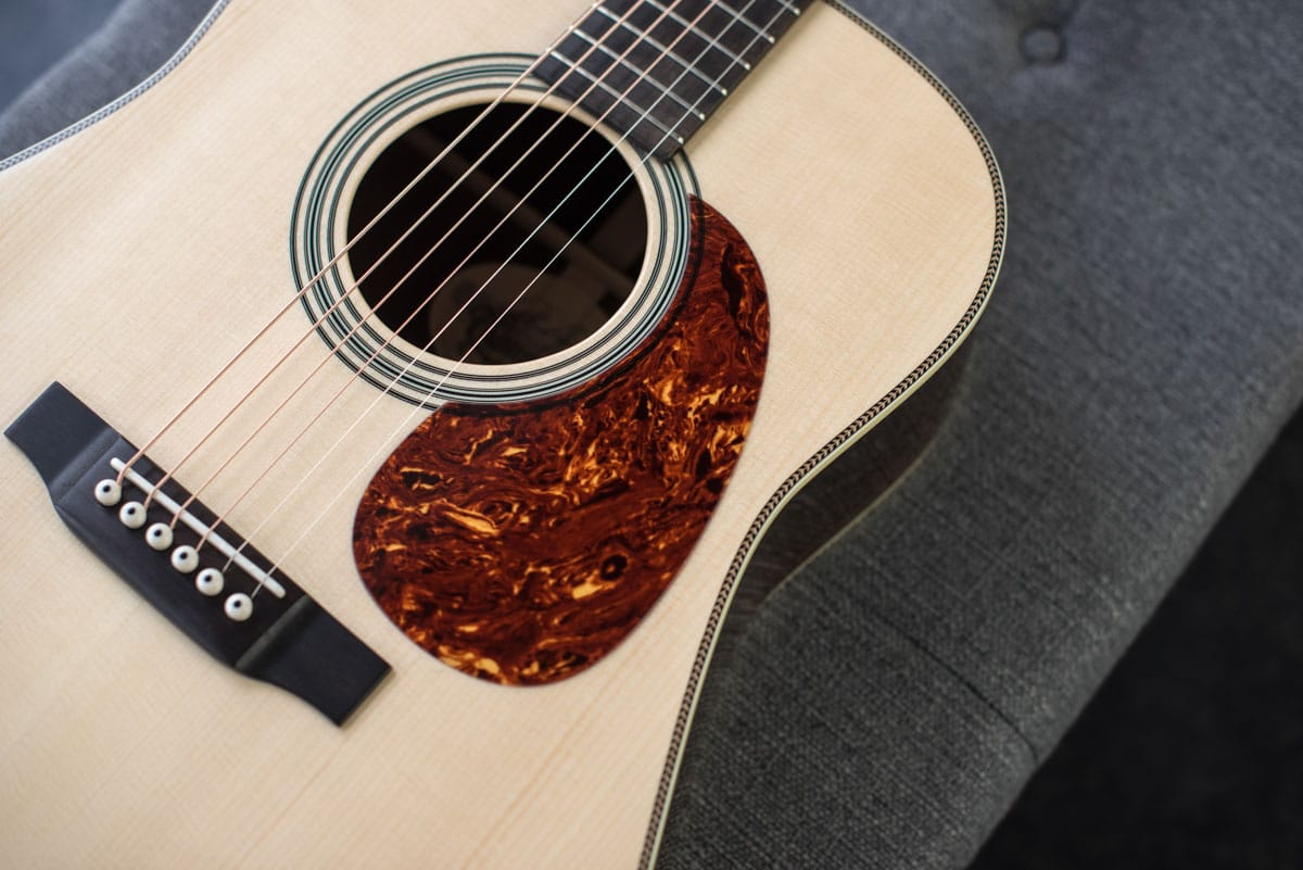 East Indian Rosewood Dreadnought