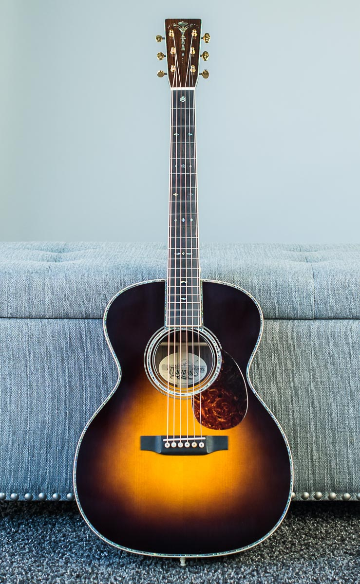 Custom 12 Fret Dreadnought
