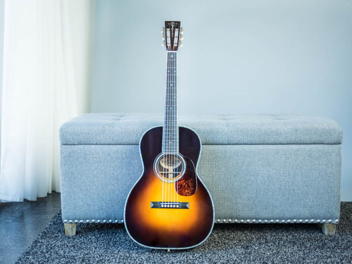 custom acoustic guitar for sale
