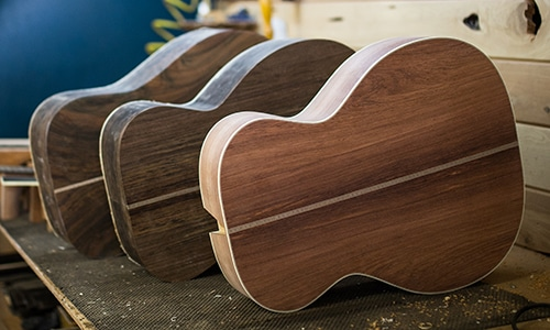 acoustic guitar tonewoods