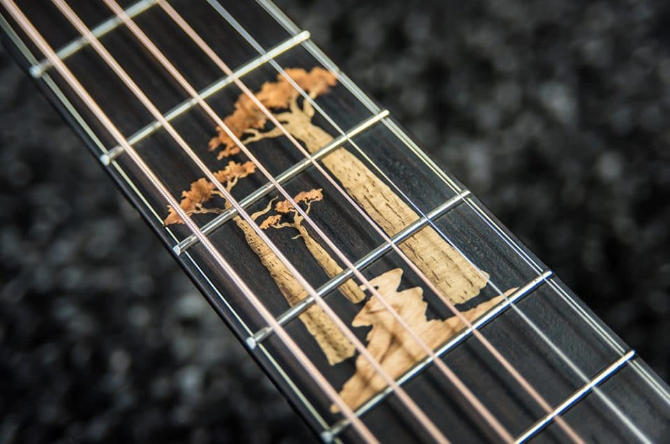 Thompson Guitars – The Art of Custom Inlays