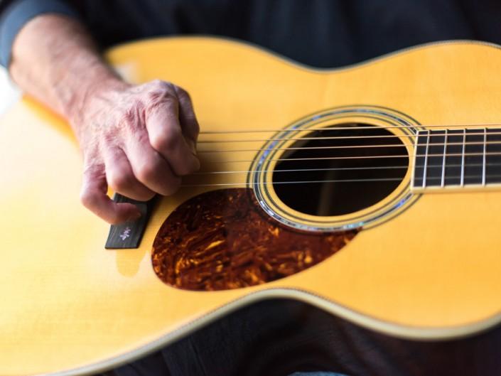 Preston Thompson Brazilian Rosewood OM Guitar 2