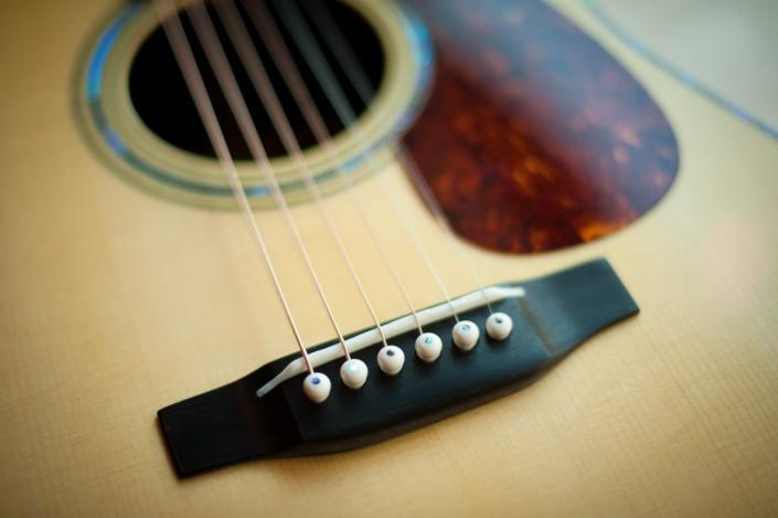 Preston Thompson Deluxe Custom Brazilian Rosewood Dreadnought acoustic guitar Top 1