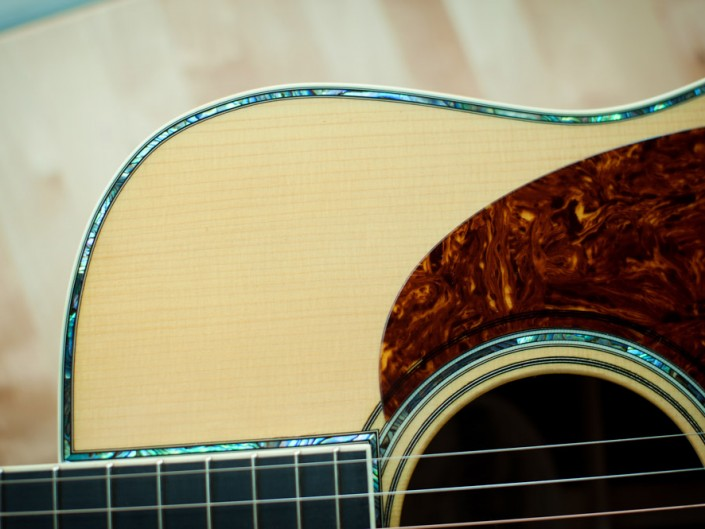 Deluxe Custom Dreadnought