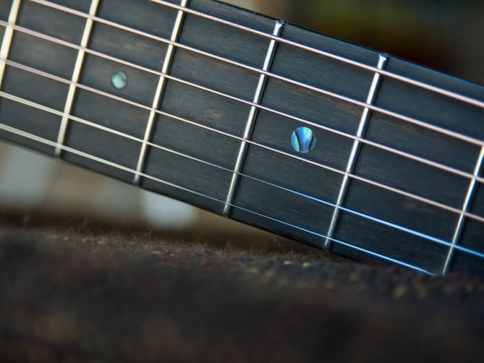Thompson Guitars acoustic-guitar-mahogany-size-2-parlor-11 fingerboard