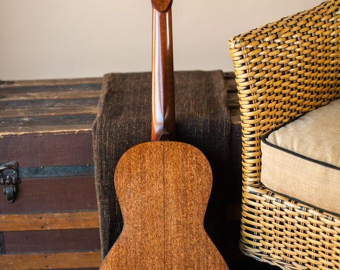 Thompson Guitars acoustic-guitar-mahogany-size-2-parlor-3