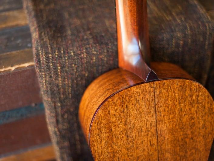 Thompson Guitars acoustic-guitar-mahogany-size-2-parlor- 4
