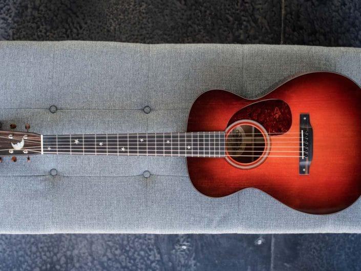 00 Acoustic Guitar Preston Thompson 14 Fret