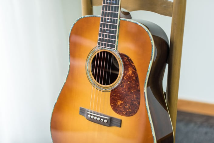 dreadnought acoustic guitar brazilian rosewood