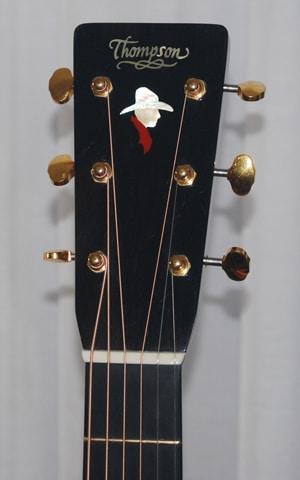 custom inlay headstock