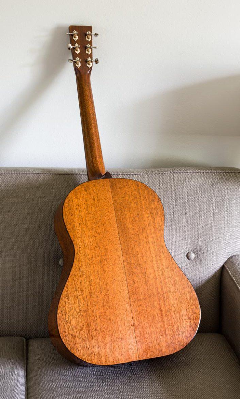 Slope Shoulder Dreadnought acoustic guitar