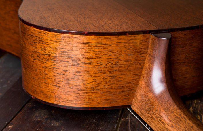 Custom Slope Shoulder Dreadnought guitar