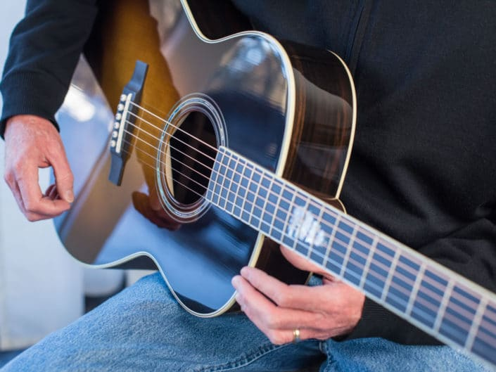 brazilian rosewood 0000 acoustic guitar