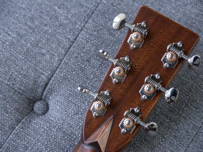 paddle headstock acoustic guitar