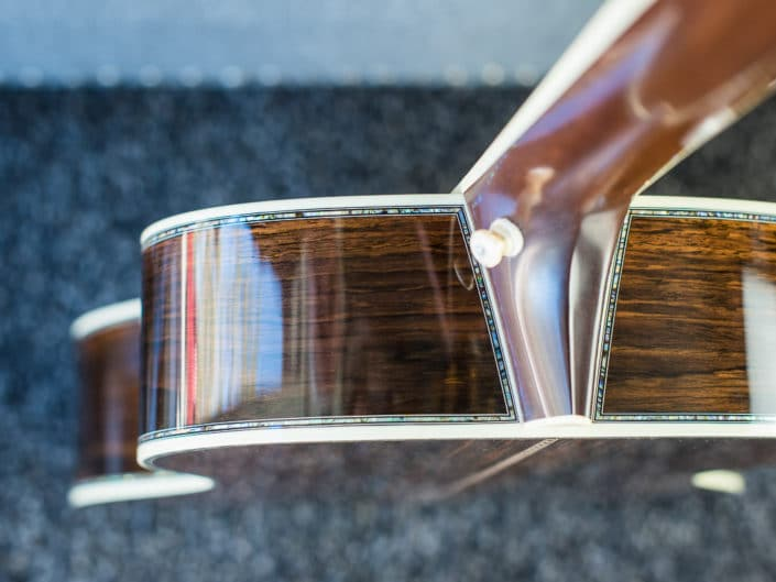 brazilian rosewood acoustic guitar