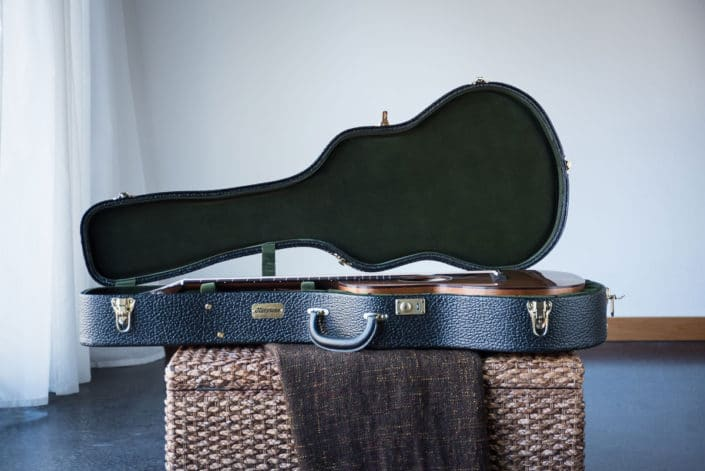 quality guitar case thompson guitars