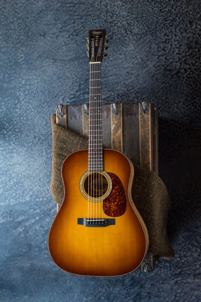Thompson Acoustic Slope Shoulder Torrified Maple/Lutz Top
