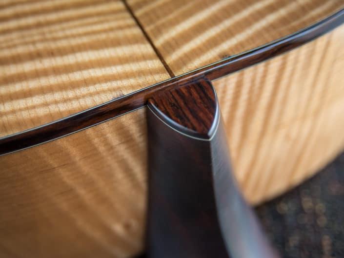 Slope Shoulder Top Torrified Maple/Lutz Top Heel