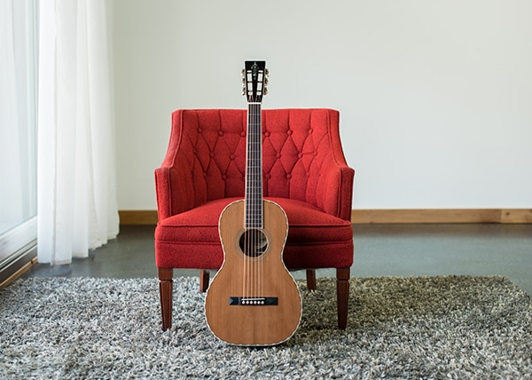 Size 2 Parlor - BR - Redwood/Brazilian Rosewood