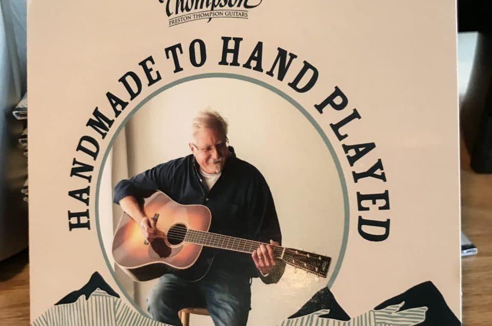 'Handmade to Hand Played'
