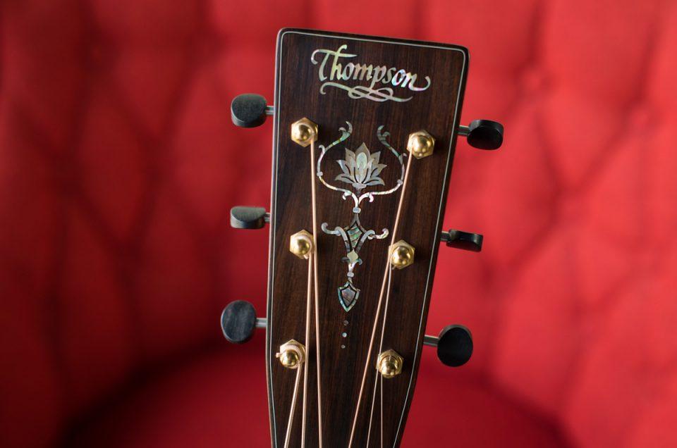 Thompson Original Lotus Torch on OM-BA